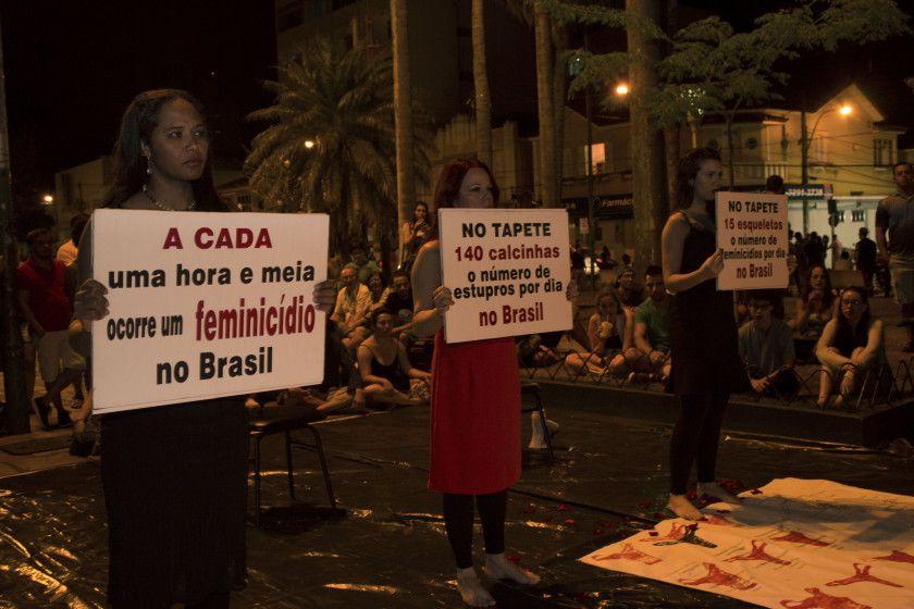 Tapete Manifesto, Foto: Beatriz Inaya
