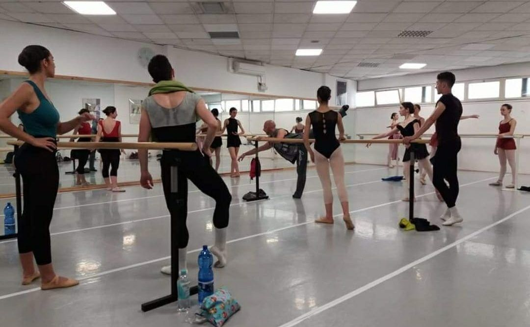 Open Professional Ballet Class with Posterino Dance Company
