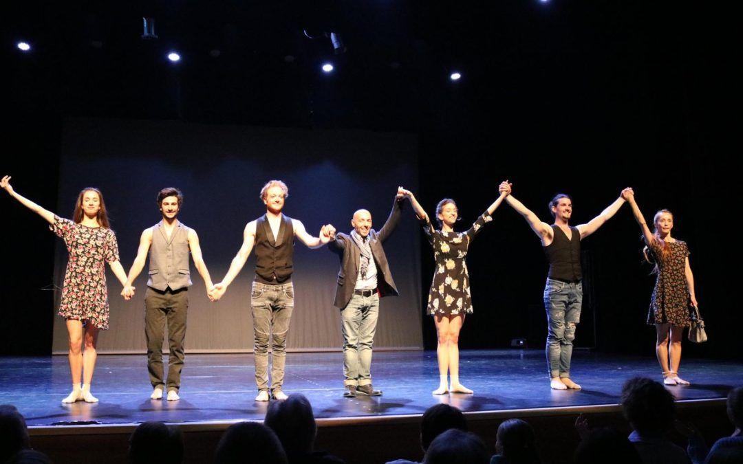 Posterino Dance Company: Münchner Kulturexport