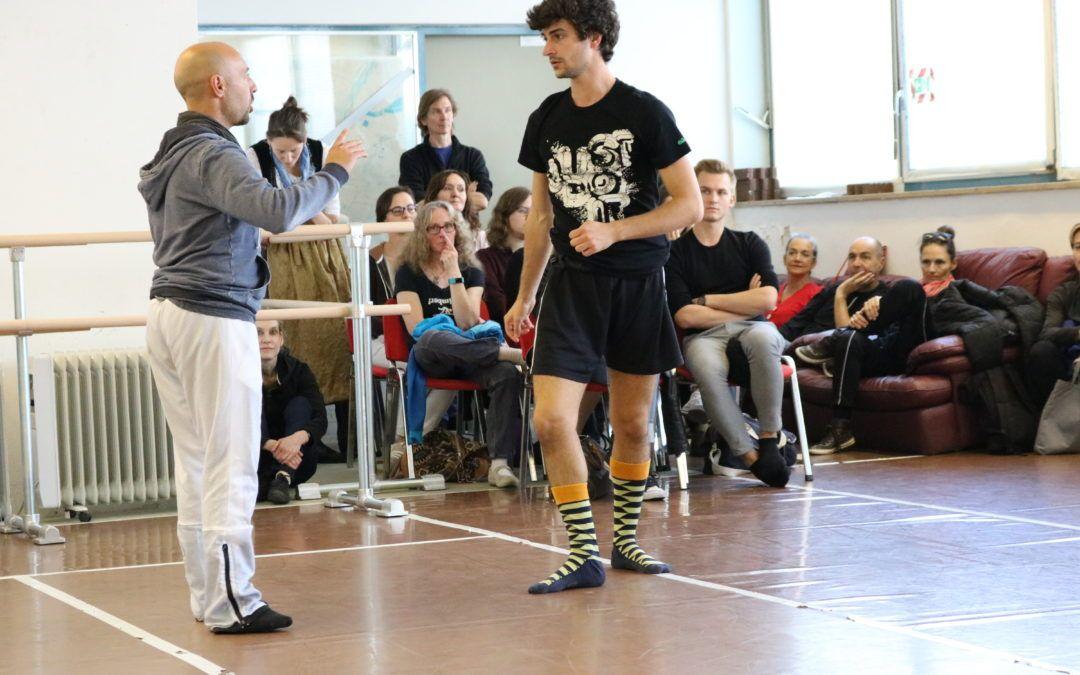 Posterino Dance Company | Rehearsal open to the public