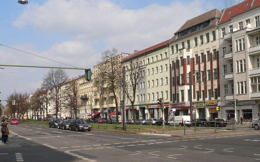Auf der Greifswalder Straße – öffentliche Probe