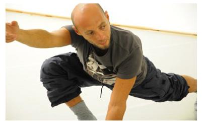 Summer Choreo Atelier // Mit Gaetano Posterino