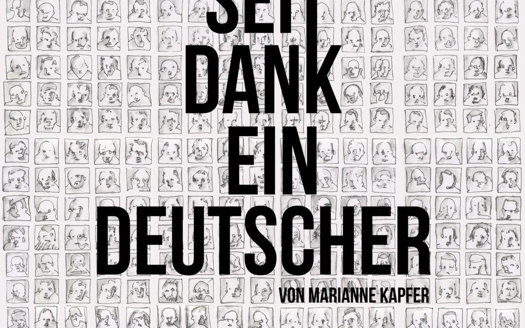 Rationaltheater: »Gott sei Dank, ein Deutscher« (ABGESAGT)