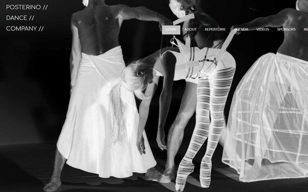 Posterino Dance Company mit neuer, eigener Webseite