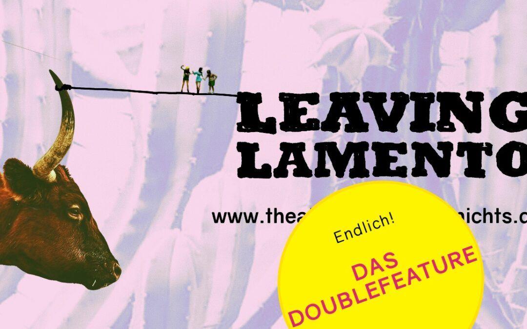 Arno Friedrich: LEAVING LAMENTO