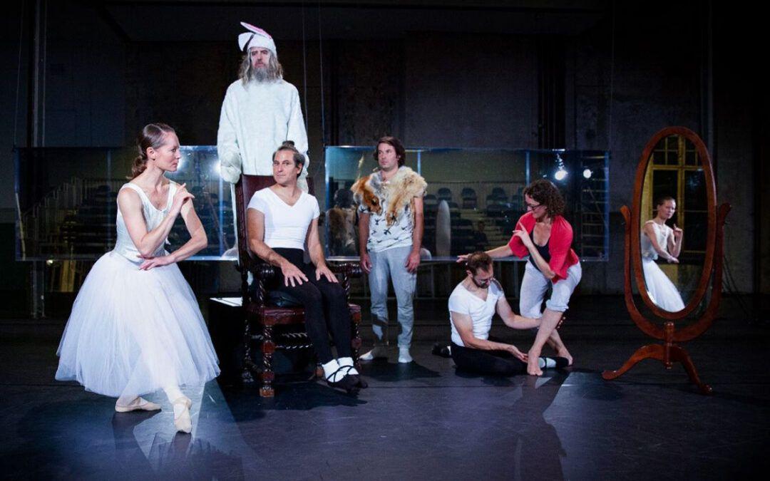 Lajos Talamonti: ALTER HASE – Ballett für 5 Ehemalige
