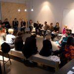 Gruppenlogo von Netzwerk der Münchner Theatertexter*innen